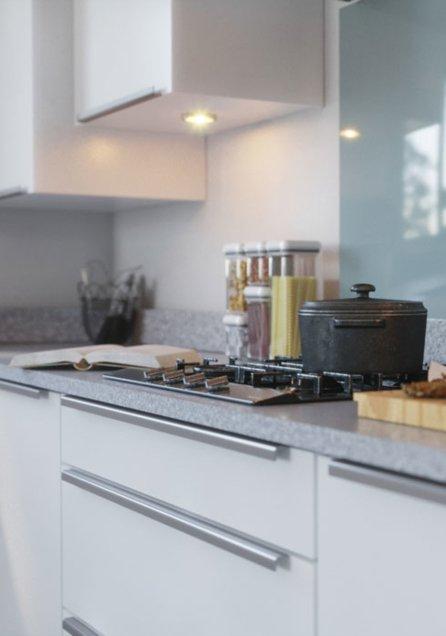 Windborough Homes Kitchen Interior Design