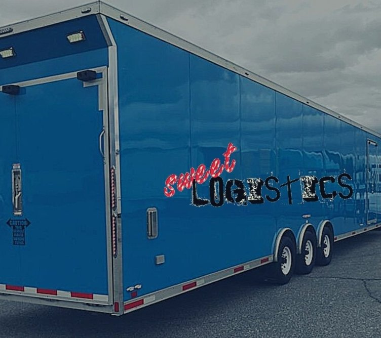 Enclosed or open auto transport nationwide car shipping 949-456-2184 Sweet Logistics