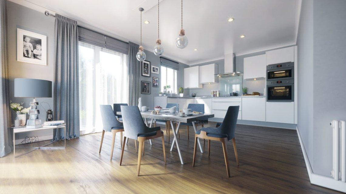 Windborough Homes Interior Design