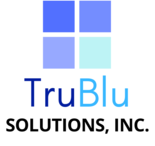 TruBlu Solutions Inc. Logo