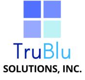 TruBlu Solutions Logo