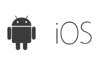 Android, iOS icons