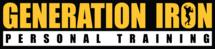 Generation Iron Logo