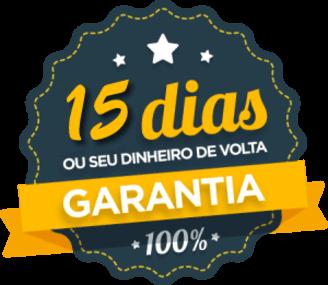 15 dias de garantia do curso
