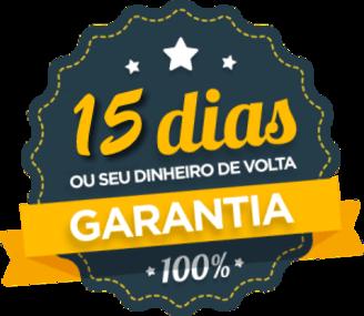 15 dias de garantia no curso Google Formulários