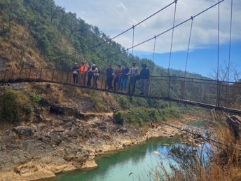 David scott trail-Best meghalaya group trips