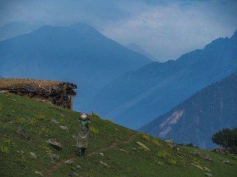 Aru-Kashmir winter trip