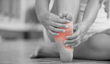 Foot Pain Lauren Reed, DPM