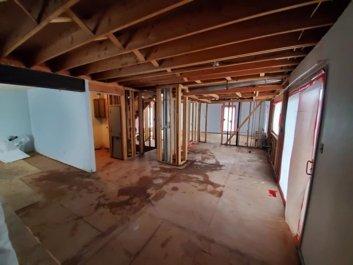 Internal demolition project