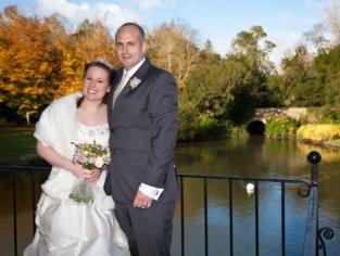Newly Wed Couple Photo