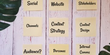 What does a content strategist do?