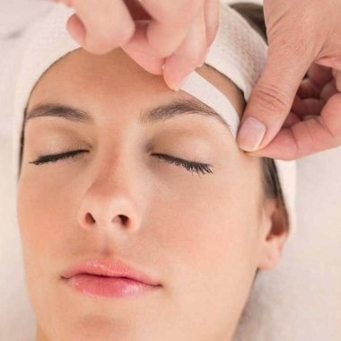 Adore Essence brow waxing service