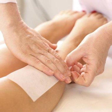 Adore Essence leg waxing service