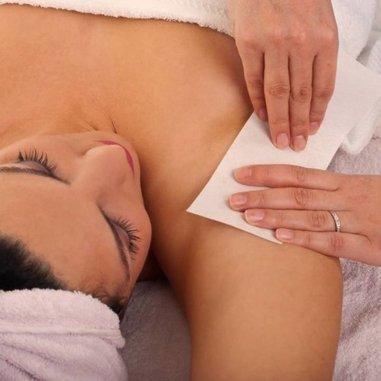 Adore Essence underarm waxing service