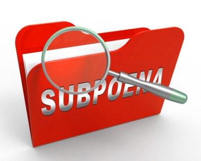 subpoena server