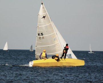 Ingoldisthorpe Sailing