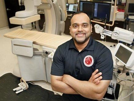 Dr. Irfan Siddiqui The Ledger