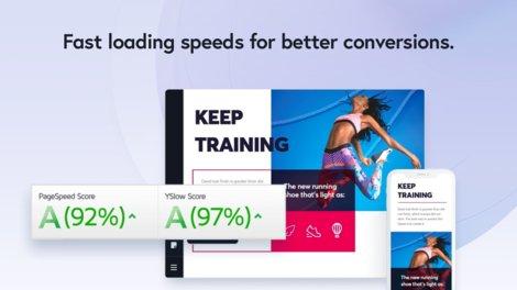 closer fast loading speeds