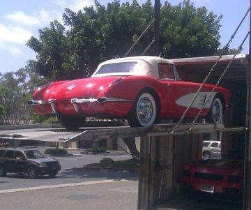 Classic Car Shipping Very Reliable Coast to Coast Auto Transport. Sweet Logistics 949-456-2184