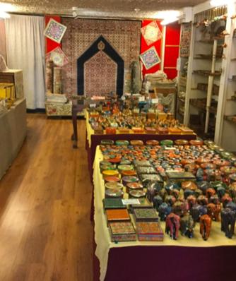 Handicrafts-Kashmir winter trip