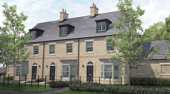Windborough Homes Sedwick Property