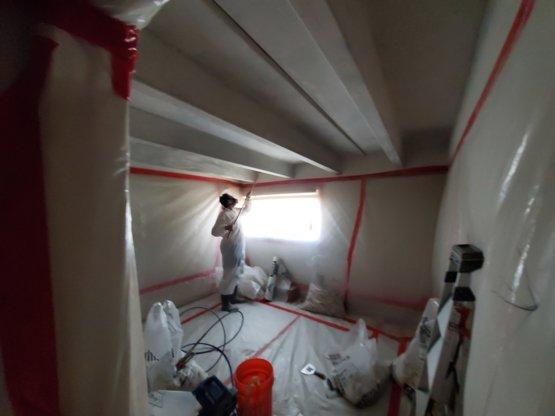 Asbestos project in Colorado Springs
