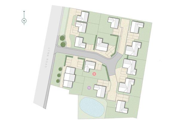 Ingoldisthorpe Sandringham Plots Location