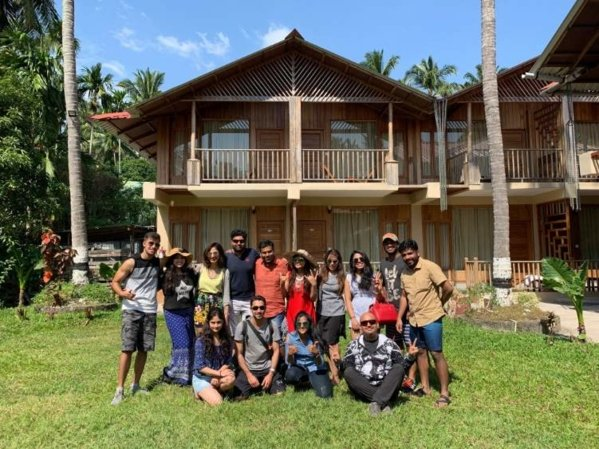 Andamans group trip