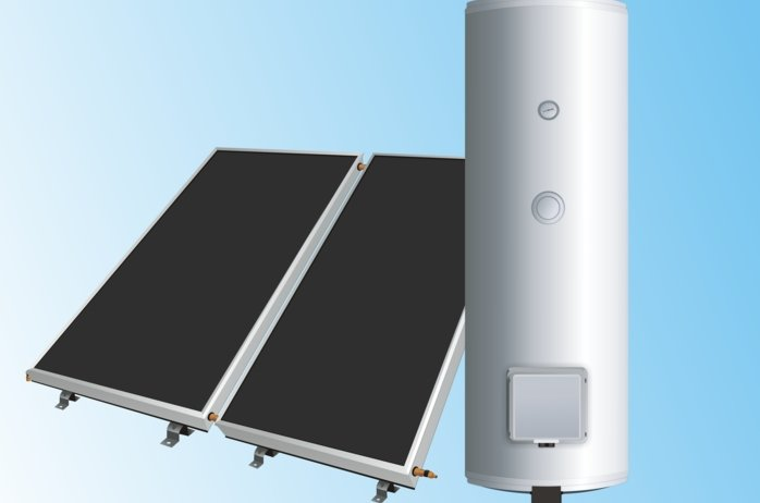 Various types of solar water heating systems can be installed by the best plumbers in Coleraine!