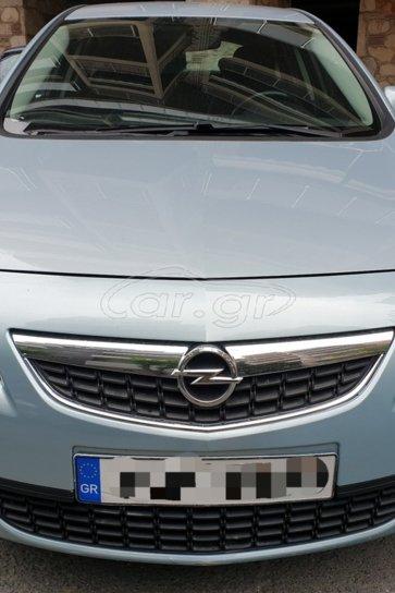 Opel Astra auto class car-gr