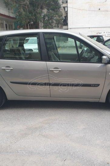 Renault scenic car-gr auto class