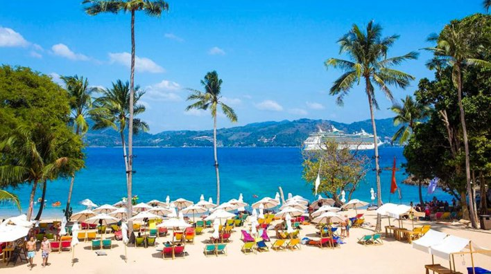 10 Отличных Пляжных Клубов На Пхукете