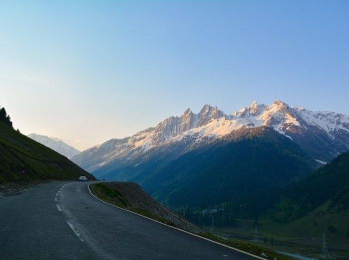 Kashmir winter trip-roadtrip