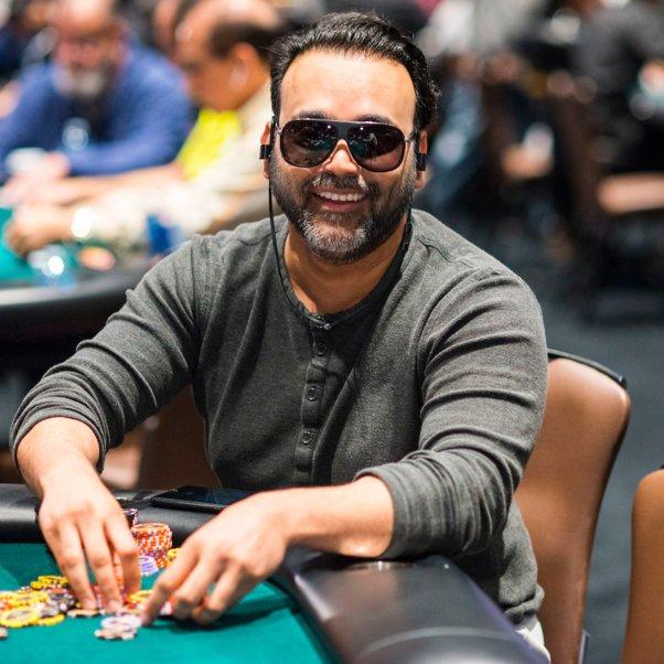 Irfan Siddiqui Poker